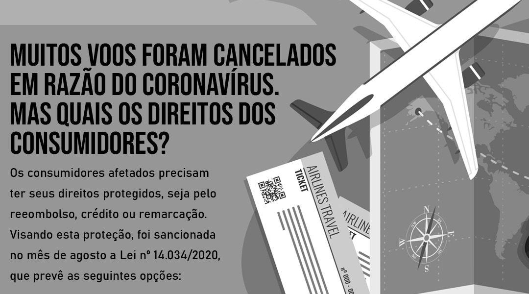 O que protege o consumidor na relação com as companhias aéreas durante a pandemia?
