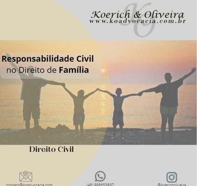 Responsabilidade Civil no Direito de Familia